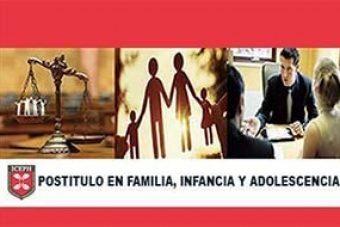 1.-Postítulo en Familia Infancia y Adolescencia