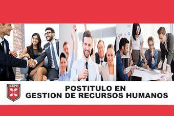 1.-Postítulo en Gestión de Recursos Humanos