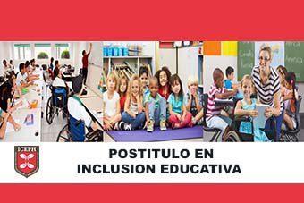 1.-Postítulo en Inclusión