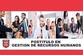 1.- Postítulo en gestión de recursos humanos