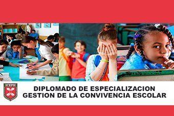2.-Diplomado Gestión de la Convivencia Escolar