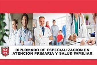 2.-Diplomado de Espcialización en Atención Primaria