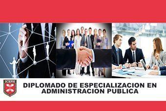 2.-Diplomado de Especialización en Administraión
