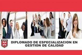 2.-Diplomado de Especialización de Gestión de Calidad