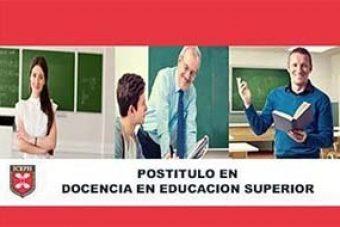 3.- Postítulo en Docencia en Educación Superior