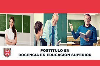 3.-Postítulo en Docencia en Educación