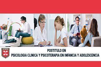 3.-Postítulo en Psicología Clínica