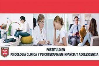 3.- Postitulo en psicología clínica infancia y adolescencia
