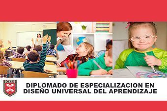 4.-Diplomado Diseño Universal del Aprendizaje