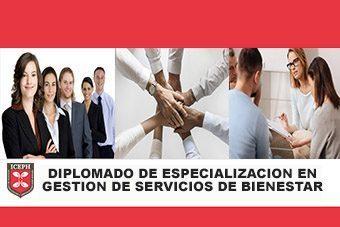 4.-Diplomado en Gestión de Servicios de Bienestar