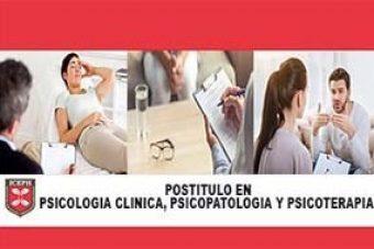 5.- Postítulo en Psicología, Psicopatología y Psicoterapia