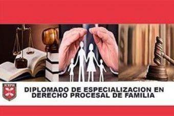 Diplomado derecho procesal de familia