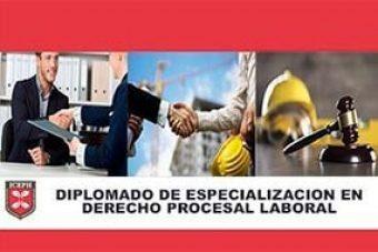 Diplomado derecho procesal laboral